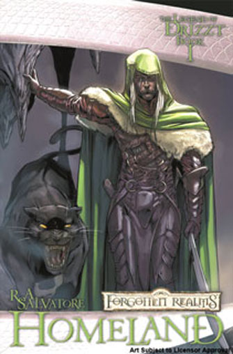 Forgotten Realms   Book I   Homeland (Complete)h33t preview 0